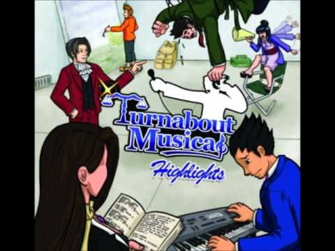 Highlights from Turnabout Musical- I'll Be There