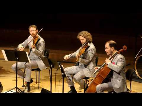 """Kaiser Quartett Plays """"Midnight Express"""" (Giorgio Moroder)"""
