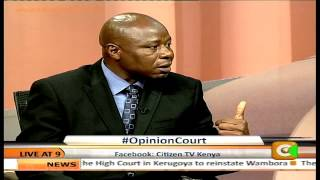 Live at 9 Opinion Court: ODM Elections