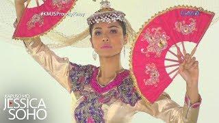 Kapuso Mo, Jessica Soho: Kakasa ka ba sa Folk Dance Challenge?