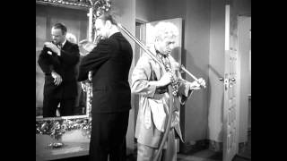 "Harpo Vacuums The Wig - The Marx Brothers in ""A Night at Casablanca"""
