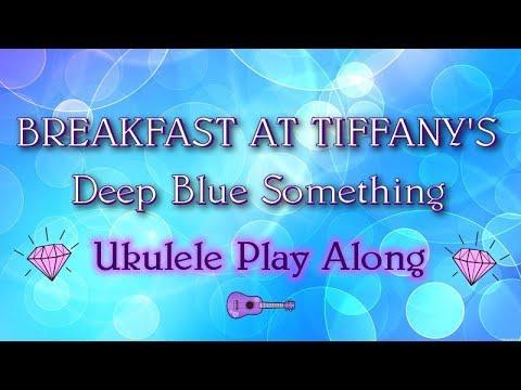 Breakfast At Tiffanys Ukulele Play Along Youtube