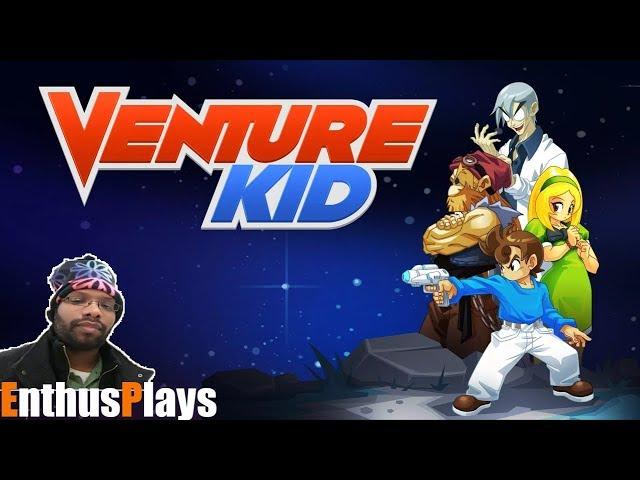 Venture Kid (Switch) - EnthusPlays   GameEnthus