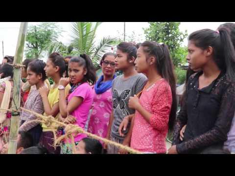 Final Football Game of Simara Sports Club and New Manakamana Youth Club ll Kirat Debash Rai Uthan