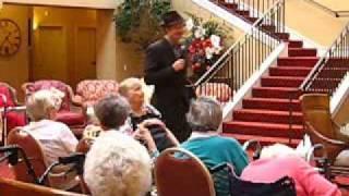 Johnny K in Songs of Sinatra