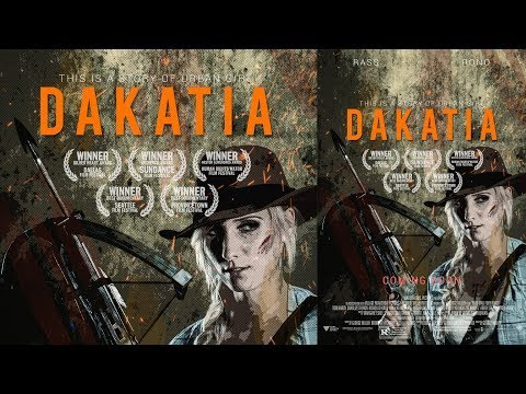 How to Make Halftone Movie Poster | Make Western  Movie Poster | Movie Poster Design  Tutorial