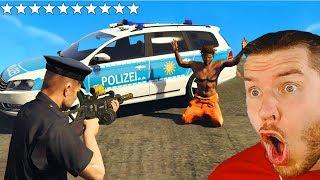 GTA 5 als Polizist spielen...