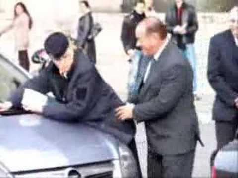 Ex Italian Prime minister