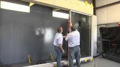 CRL U.S. Aluminum Unit Glazed Storefront System