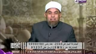 أشرف الفيل يوضح سبب قول النبي 'شيبتني هود وأخواتها'.. فيديو