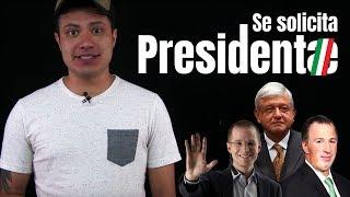 Necesitamos su ayuda #SeSolicitaPresidente ♛
