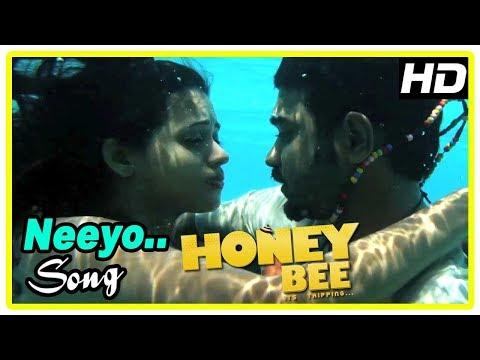 Latest Malayalam Movie 2017 | Honey Bee Climax Scene | Asif and Bhavana unite | Neeyo Neeyo Song |