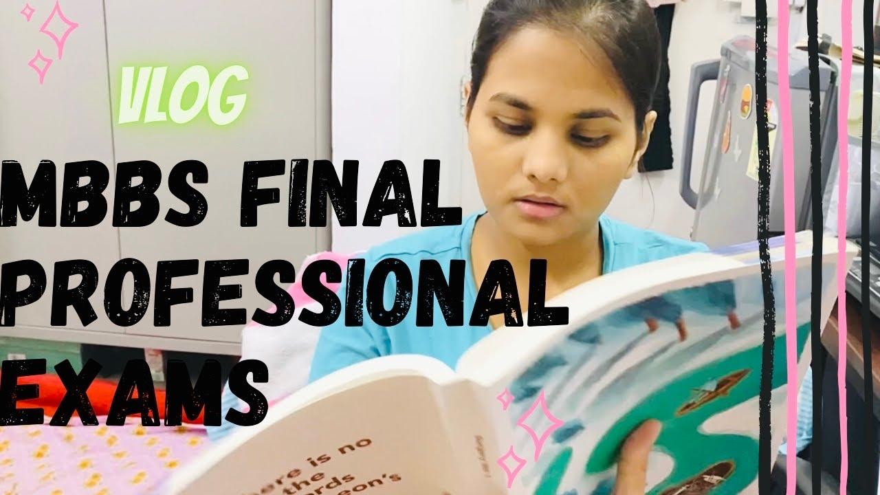 PROFESSIONAL Exam preparation with MARROW, MBBS FINAL YEAR, #vlog , Rashmi, Aiims Delhi