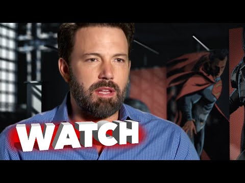 "Batman v Superman: Dawn of Justice: Ben Affleck ""Bruce Wayne"" Behind the Scenes Movie Interview"