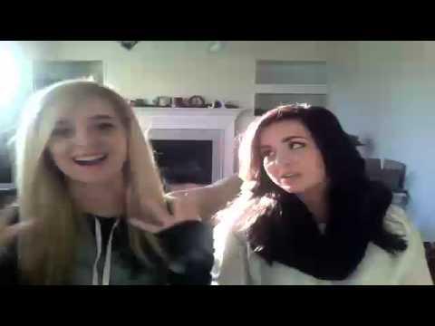 Megan & Liz Live Ustream Chat January 4, 2013 (Part 1)