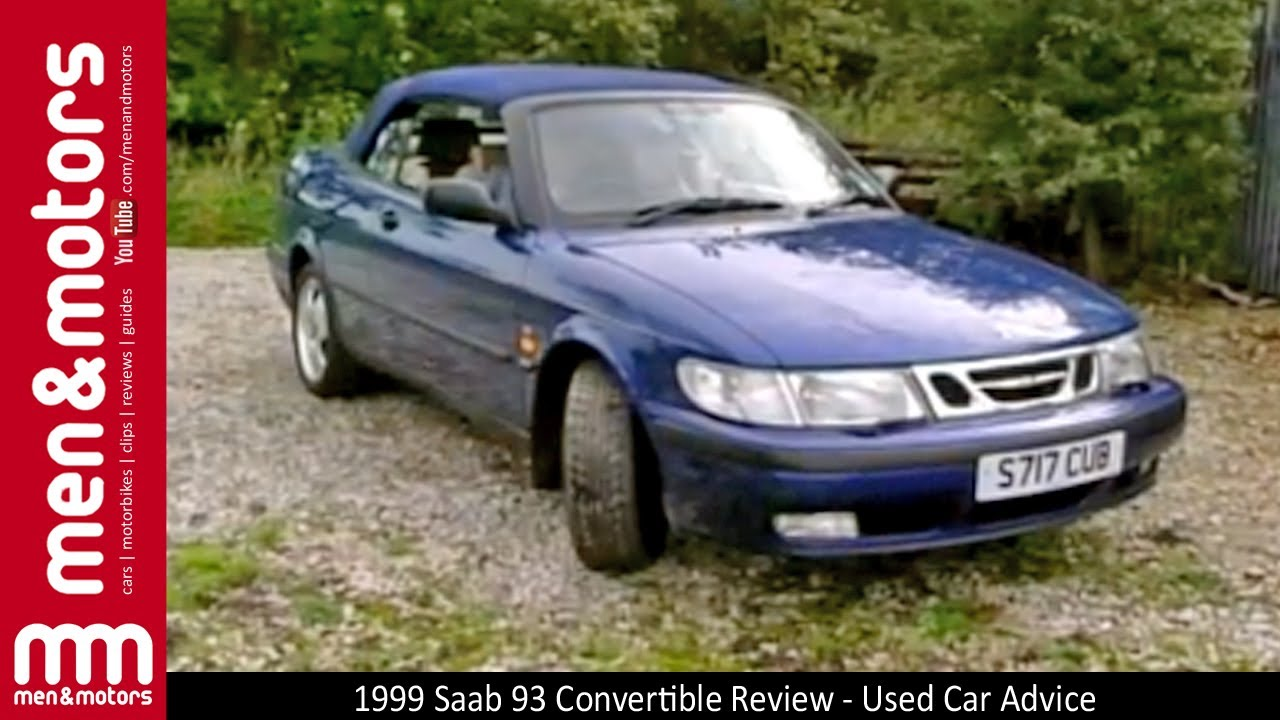 1999 Saab 93 Convertible Review - Used Car Advice