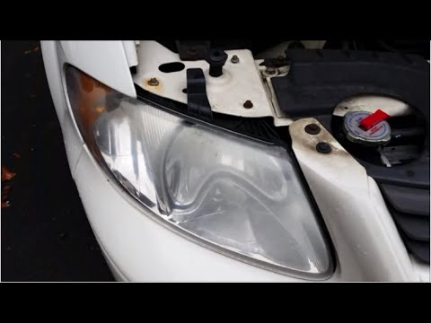 Change Headlight Bulb On Dodge Grand Caravan Diy