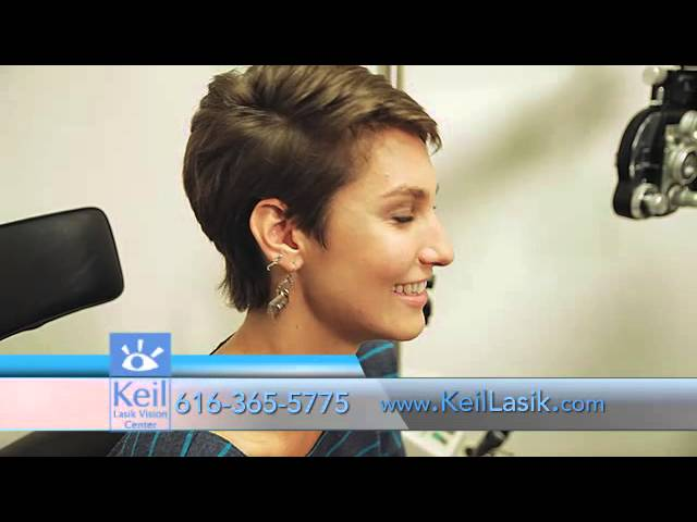 Wake Up and See Clearly 30 Second Commercial | Keil Lasik