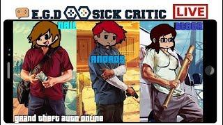 🔴EGD | Grand Theft Auto 5 | Chill Stream
