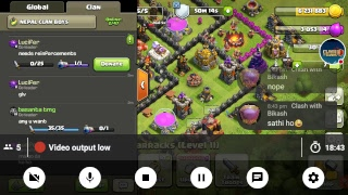 My Clash of Clans STREAM  LET REVIEW YOUR BASE GIVE ME YOU TAG