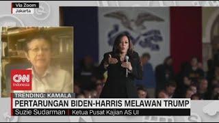 Pertarungan Biden-Harris melawan Trump