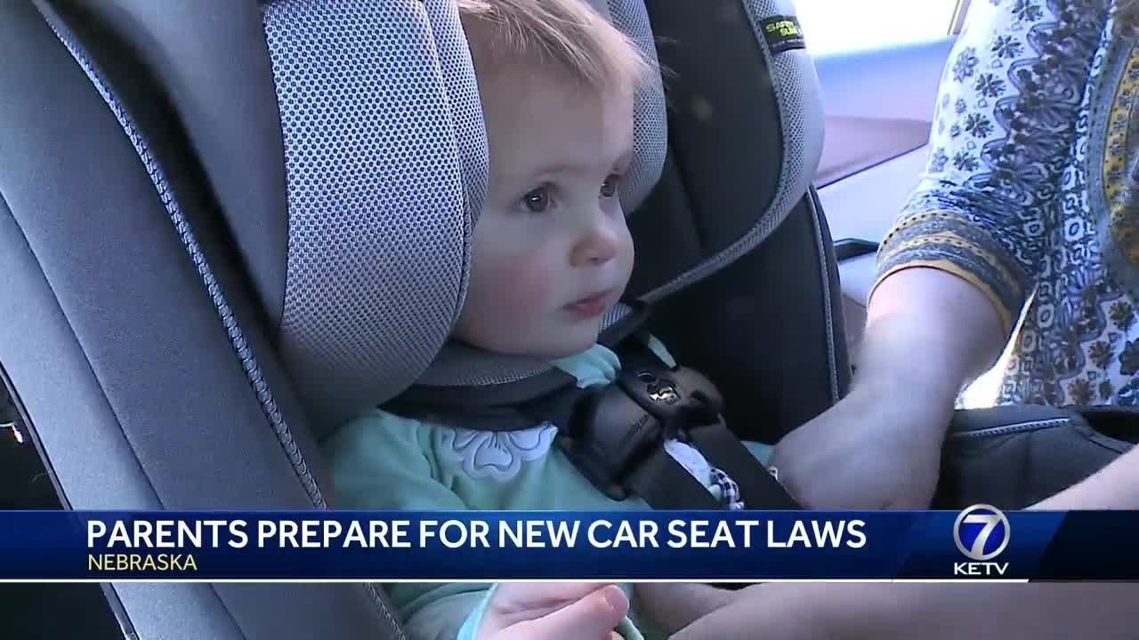New Year Law Nebraska Child Restraint Laws Keep Children In Car Seats Longer