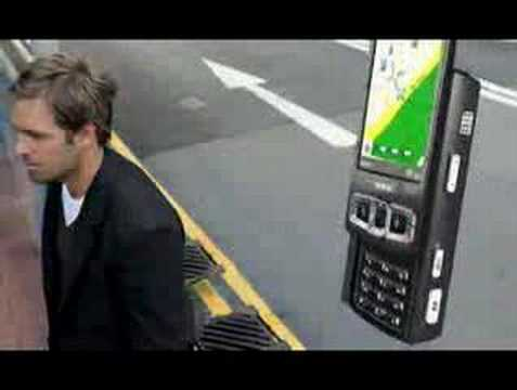 Nokia N95 8GB - Commercial