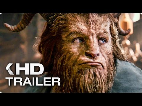 BEAUTY AND THE BEAST Trailer 3 (2017)