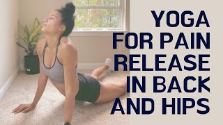 Yoga-Inspired Exercises for Back and Hip Pain