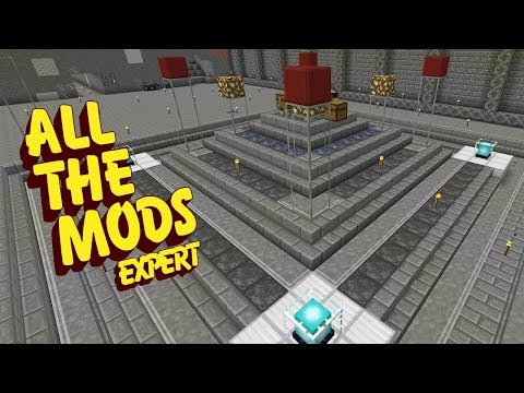 All The Mods Expert Mode - DISLOCATION [E60] (Minecraft Expert Mod Pack)