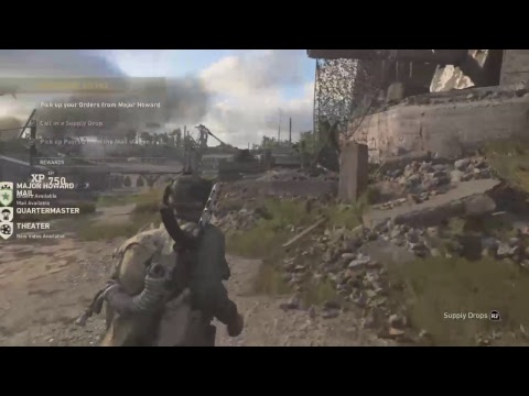 COD WW2 Infinite Loading Screen Error