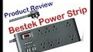 Bestek USB Surge Protector Power Strip | Product Reviews
