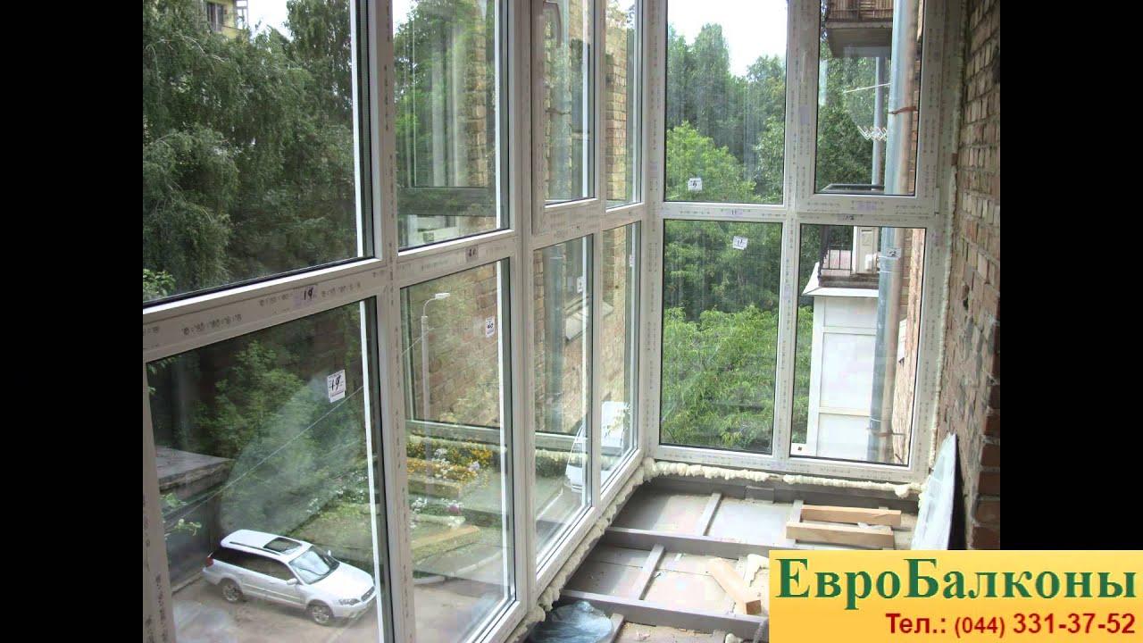 Французские балконы ' под ключ' в николаеве doovi.
