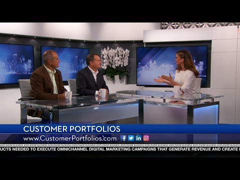 Customer Portfolios featured on Worldwide Business with kathy ireland®