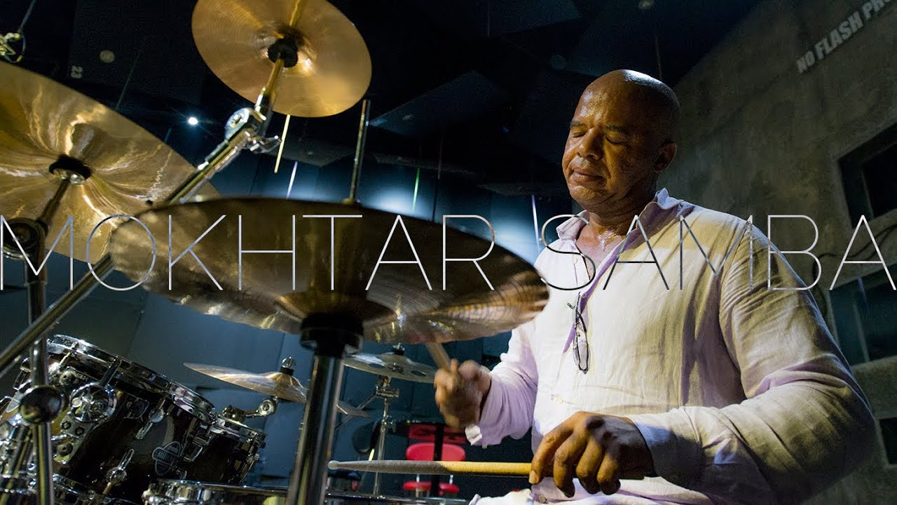 Mokhtar Samba | Man of Rhythm