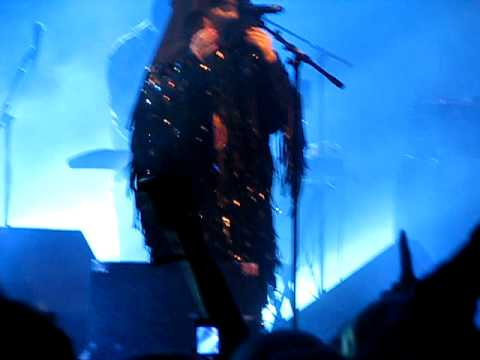 Röyksopp and Karin Dreijer - What Else Is There? (live at Way out West festival, Sweden 2009)