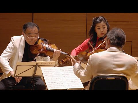 Beethoven's String Quintet in C Major - La Jolla Music Society's SummerFest 2017