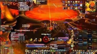 Godlike vs Ragnaros 25 Heroic (protection paladin pov) RC語音版
