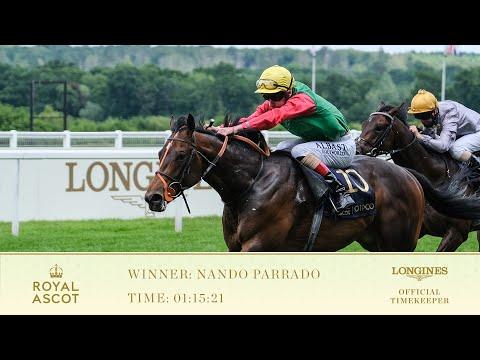 Nando Parrado Wins The Coventry Stakes