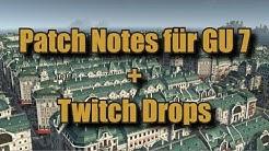 Patch Notes zu Game Update 7 + Twitch Drop Info! Anno 1800 Neuigkeiten zum neuen Update!