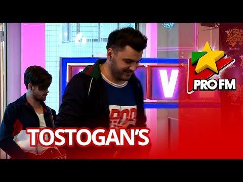 Tostogan'S - In casuta din padure   Premiera ProFM LIVE Session