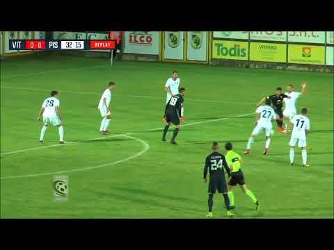 Viterbese-Pisa 1-0