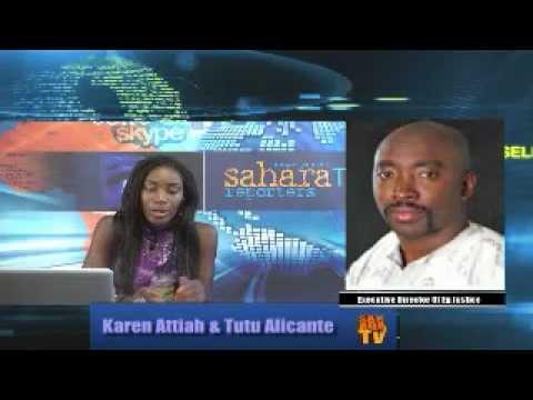 SaharaTV Exclusive Interview With Tutu Alicante