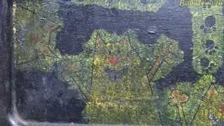 видео Реставрация картин: способы и правила