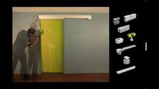 видео Автоматические входные двери: преимущества и недостатки, разновидности и принцип работы