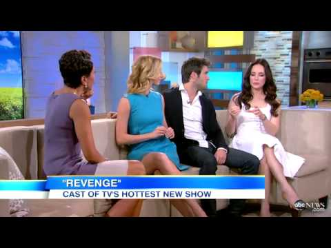 REVENGE Cast Interview