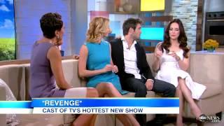 REVENGE Cast Interview