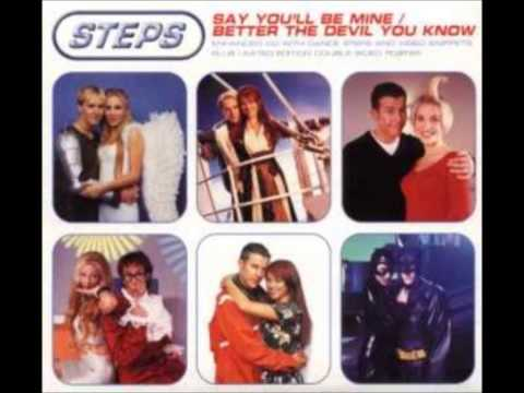 Steps - Better The Devil You Know