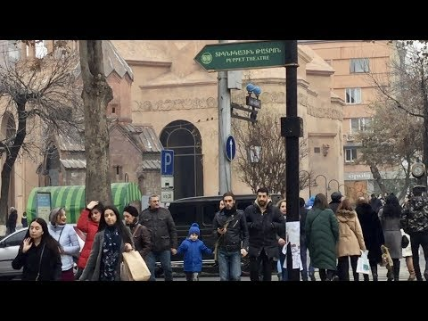 Yerevan, 25.12.19, We, Abovyanov Depi Pokr Tatron, Video-1.