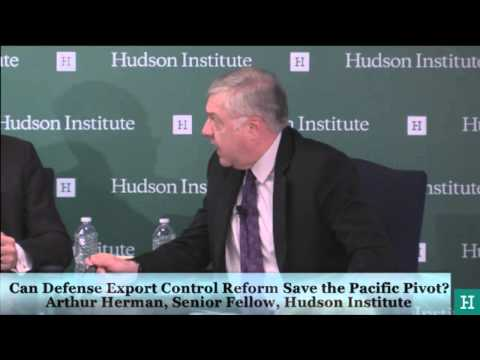 Can Defense Export Control Reform Save the Pacific Pivot?